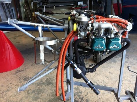 Rotax 912 uls 100hp Australian LightWing